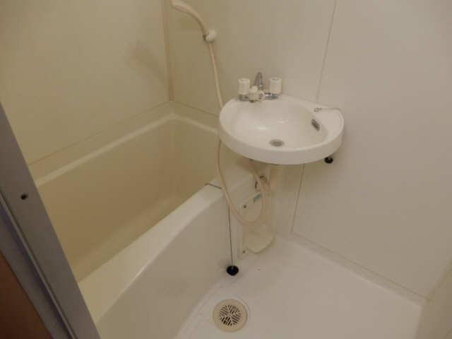 ラ・ウォーム 3階 浴室