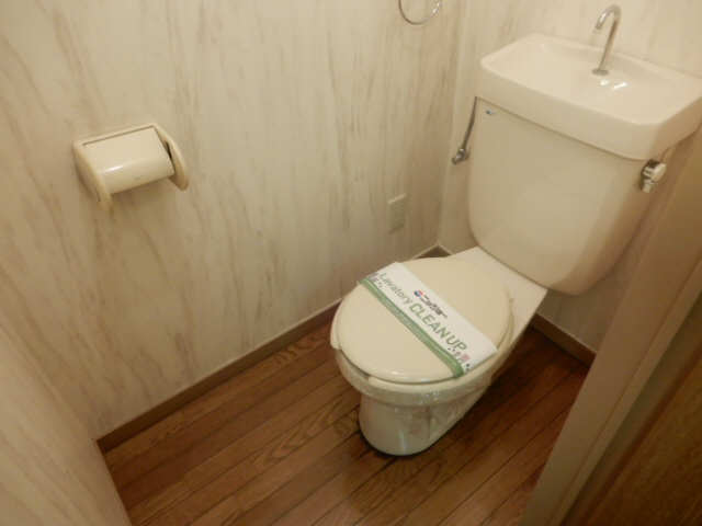 ラ・ウォーム 3階 WC