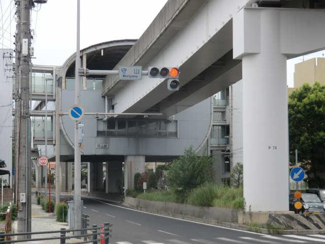 ゆとりーとライン守山駅