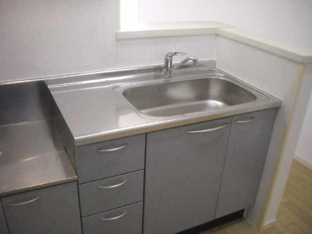 ルミナスコート 1階 キッチン
