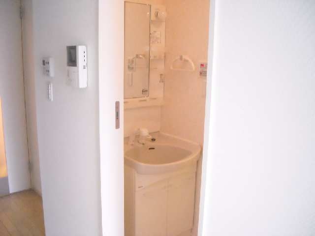 ルミナスコート 1階 洗面