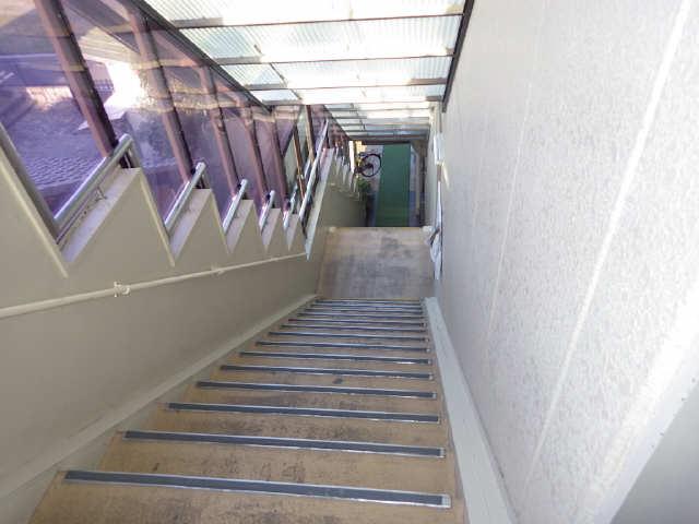 緑園第2サンコーポ 3階 共有部分