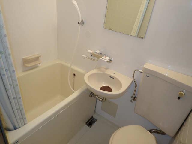 緑園第2サンコーポ 3階 浴室