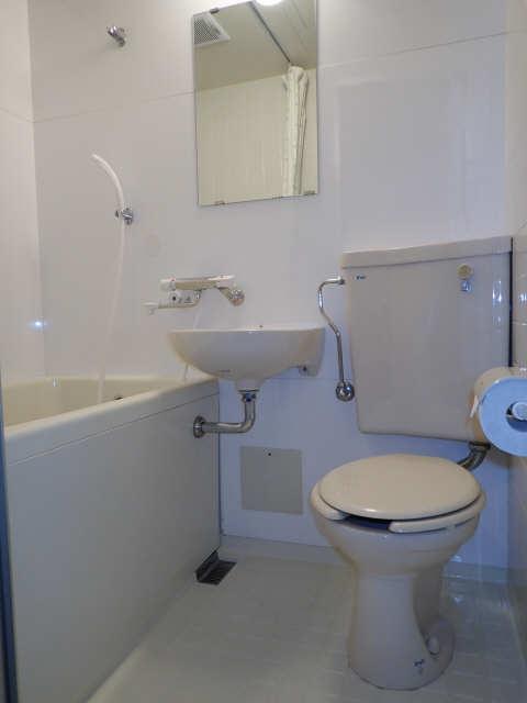 緑園第2サンコーポ 3階 WC