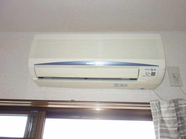 緑園第2サンコーポ 3階 エアコン