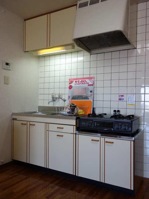 緑園第2サンコーポ 3階 キッチン