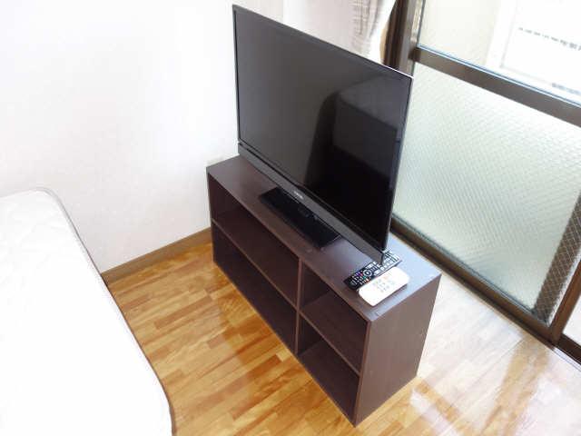 緑園第2サンコーポ 3階 テレビ付き