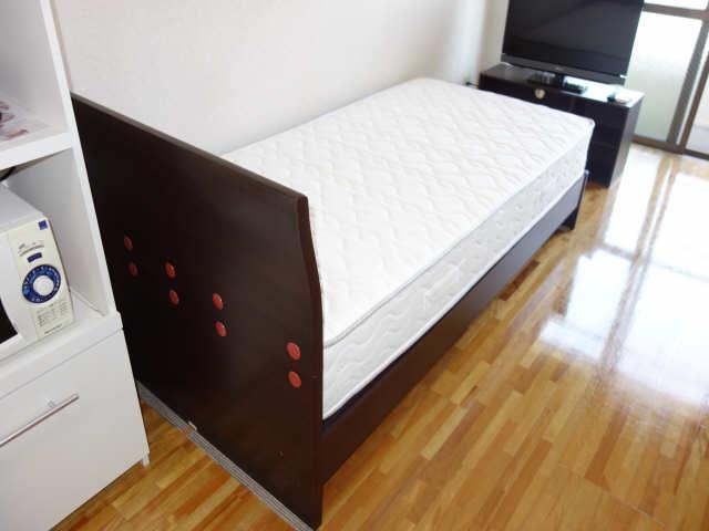 緑園第2サンコーポ 3階 ベッド付