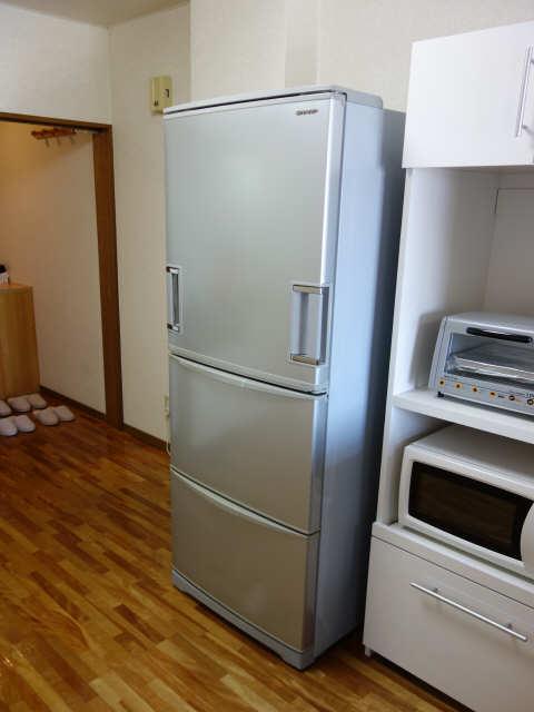 緑園第2サンコーポ 3階 冷蔵庫付
