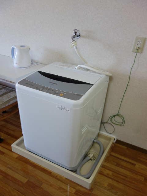 緑園第2サンコーポ 3階 洗濯機付