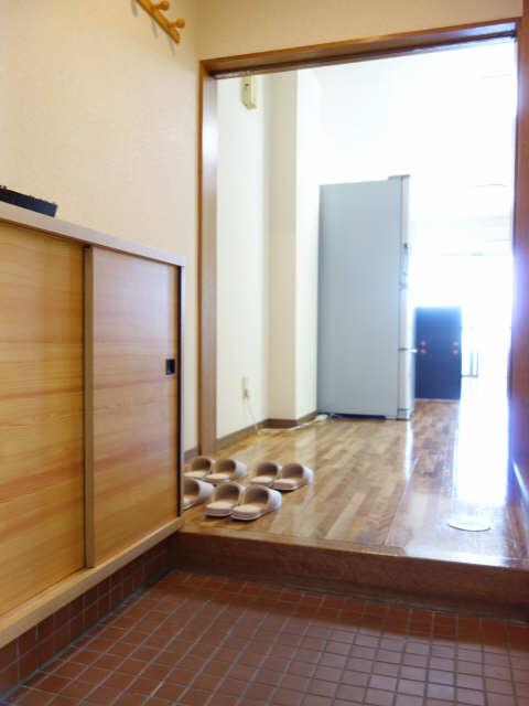 緑園第2サンコーポ 3階 玄関