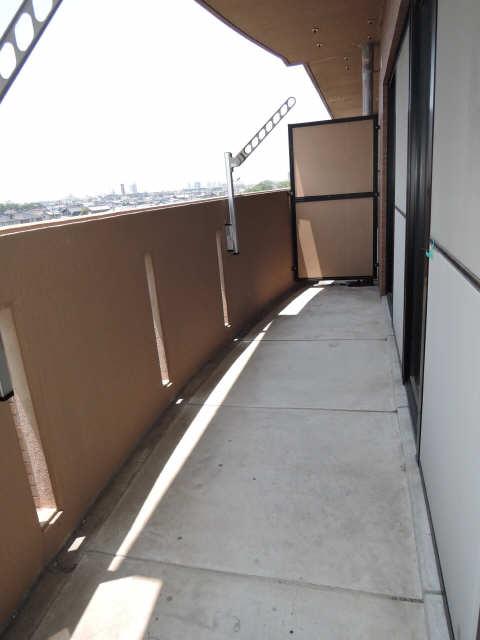 アクシスヨーロッパ壱番館 5階 バルコニー