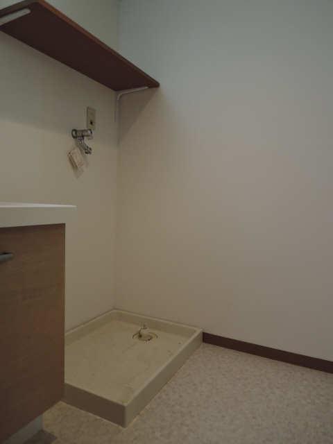 アクシスヨーロッパ壱番館 5階 洗濯機置場