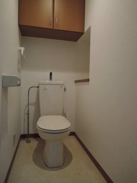 アクシスヨーロッパ壱番館 5階 WC