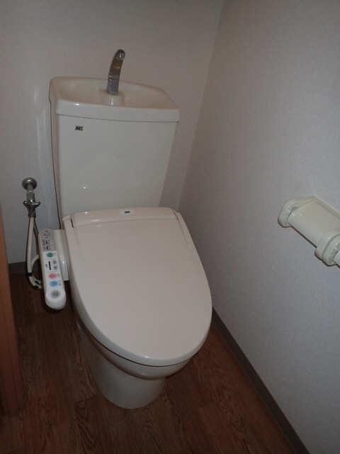 ボア・ソルテ 1階 WC