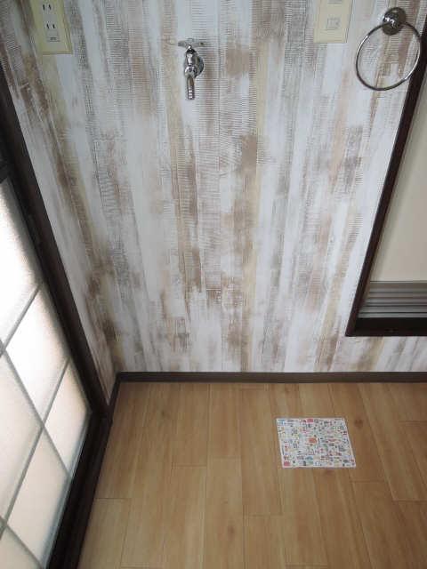 OBAZUKA5 YOU YOUC棟 1階 洗濯機置場