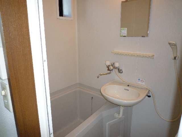 エントピア21 A棟 1階 浴室