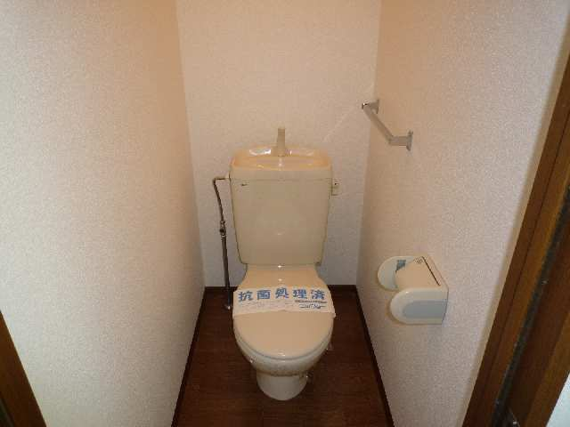 エントピア21 A棟 1階 WC