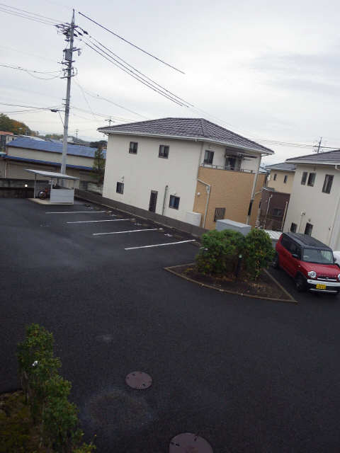 サニーコート保見南山 B棟 2階 駐車場