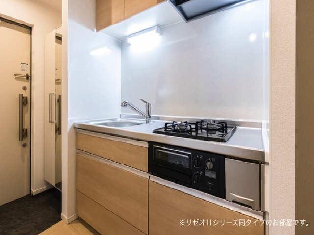 シュピーレン 3階 キッチン
