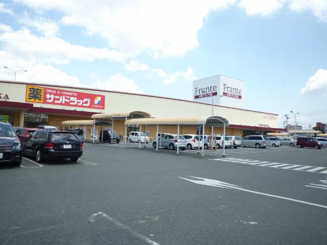 中郷パレス 4階 スーパー