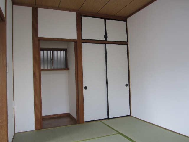 第3北谷荘 1階 和室