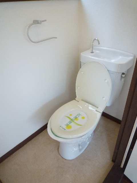 第3北谷荘 1階 WC