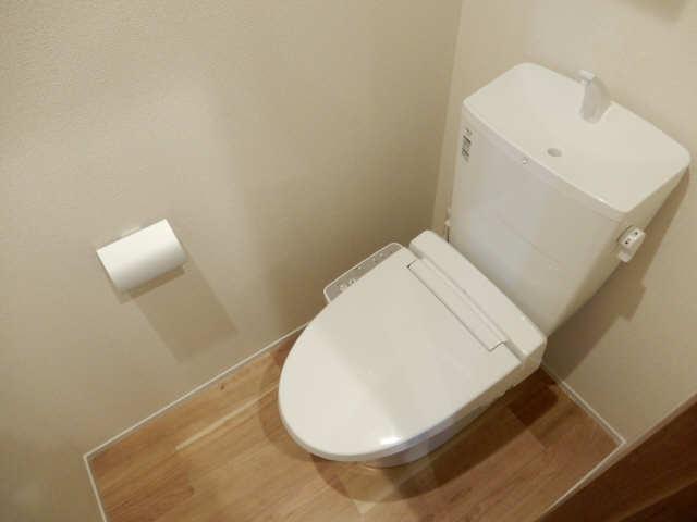 エルメゾン平川本町 1階 WC