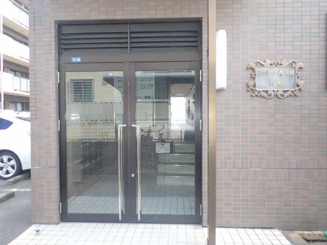 ファミール西浜田南館 1階 エントランス