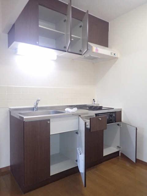 ファミール西浜田南館 1階 キッチン