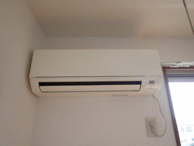 ラポールSAKURA 3階 エアコン