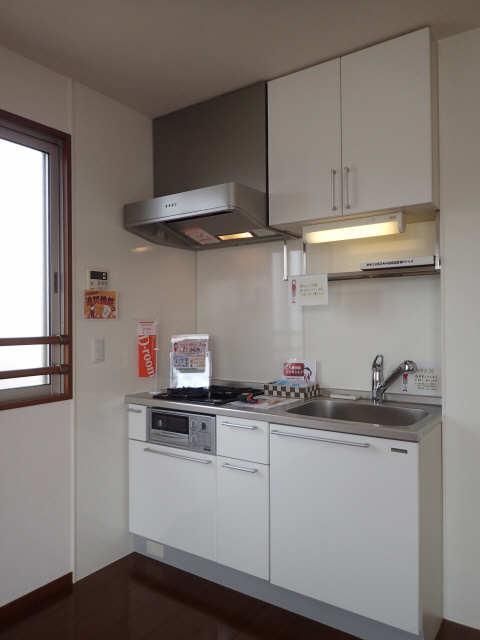 ラポールSAKURA 3階 キッチン
