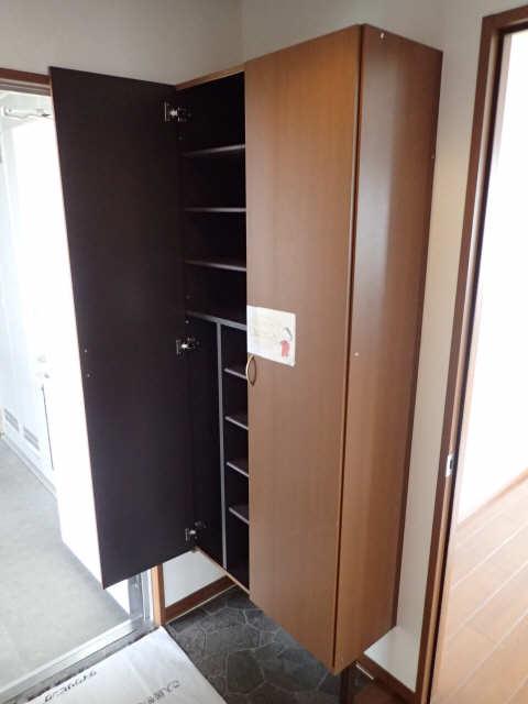ラポールSAKURA 3階 シューズBOX