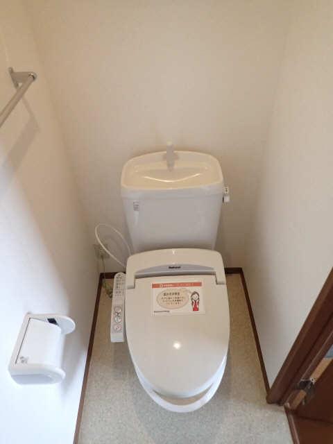 ラポールSAKURA 3階 WC