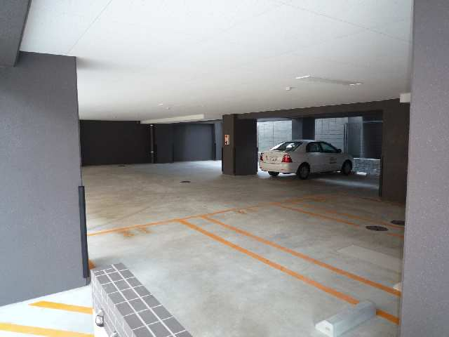 S-FORT四日市元町 9階 駐車場