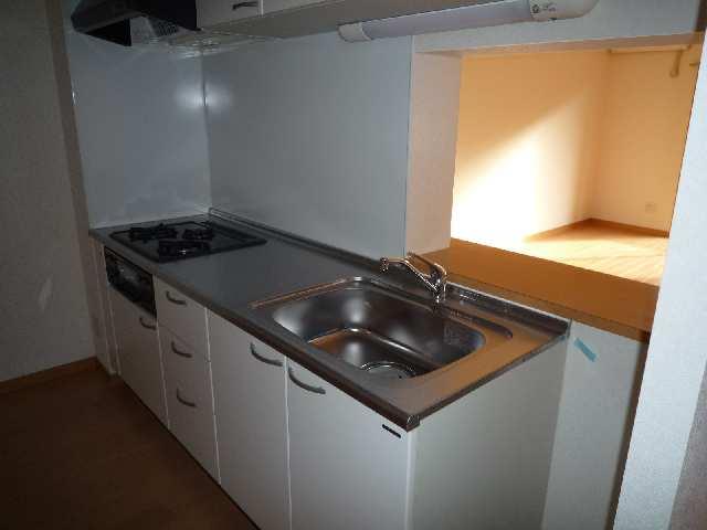 スターシンフォニー 1階 キッチン