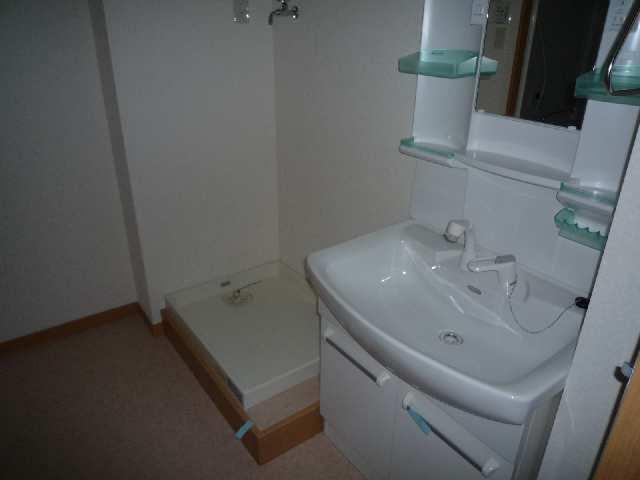 スターシンフォニー 1階 洗面