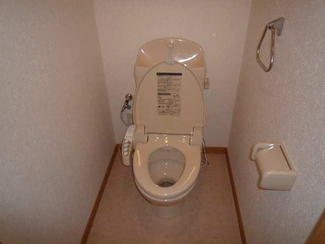 スターシンフォニー 1階 WC