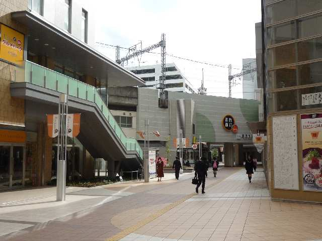 バスティード西浜田 2階 ふれあいモール