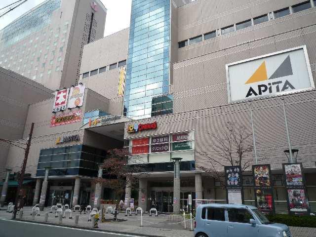 バスティード西浜田 2階 ららスクエア