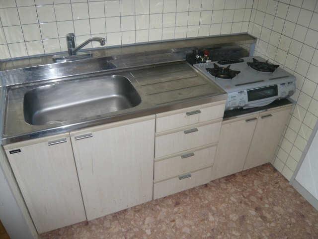 ロイヤルマンションHAMADA 2階 キッチン