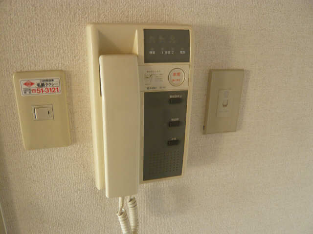 ロイヤルマンションHAMADA 2階 セキュリティ
