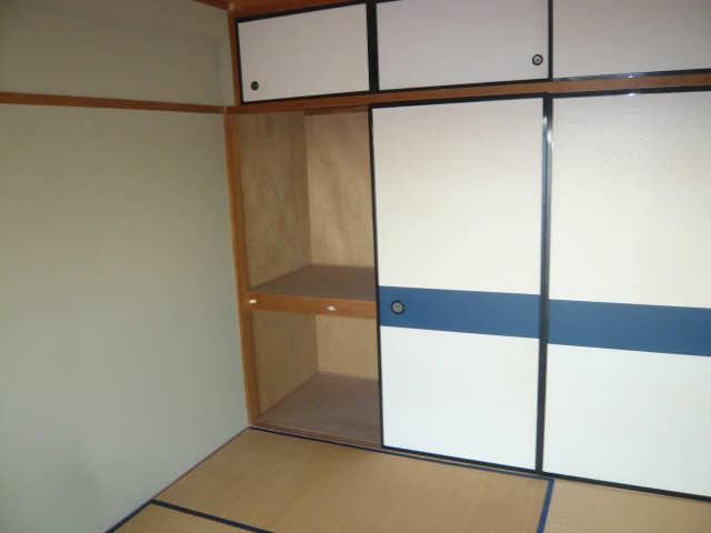 ロイヤルマンションHAMADA 2階 収納