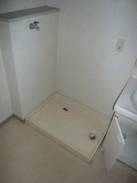 ロイヤルマンションHAMADA 2階 洗濯機置場