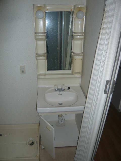 ロイヤルマンションHAMADA 2階 洗面