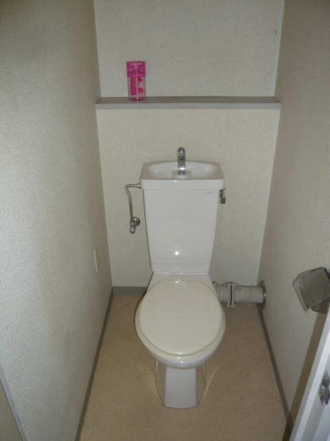 ロイヤルマンションHAMADA 2階 WC
