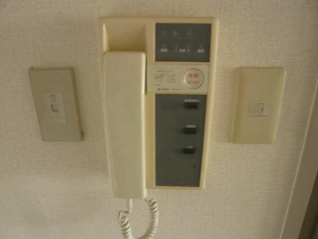 ロイヤルマンションHAMADA 3階 インターホン