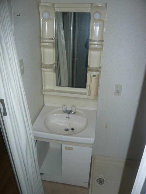 ロイヤルマンションHAMADA 3階 洗面