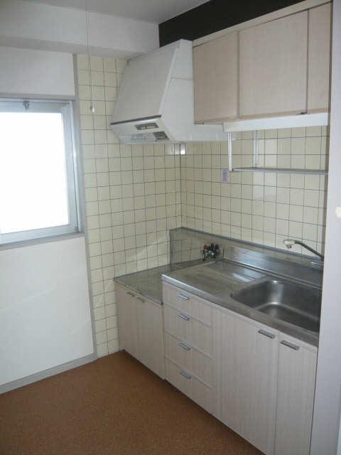 ロイヤルマンションHAMADA 4階 キッチン