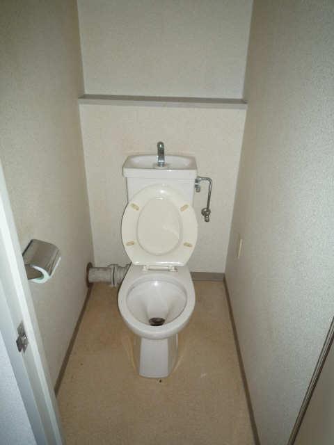 ロイヤルマンションHAMADA 4階 WC